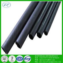 供應碳纖維管3K平紋管輕重量高強度碳纖纖維管廠家啞光碳纖管圖片