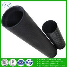 黑漆亮光碳纤维管材碳纤维管加工订制碳纤维管3k碳纤维管批发图片