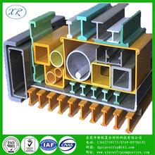 生产玻璃纤维方管纤维管方通厂家玻璃钢方管规格齐全批发图片