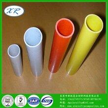玻璃纤维管外层包胶玻璃纤维管厂家高强度玻璃纤维管价格图片