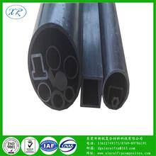 广东斜纹亚光纤维碳管碳纤管加工定做碳纤维管材图片