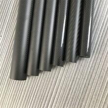 碳纤维棒规格齐全长度免费裁切13mm碳纤棒厂家供应碳纤维管图片