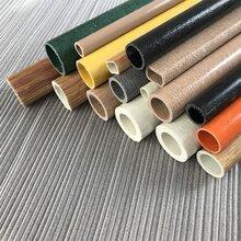 玻璃纤维杆苗木支撑棒路边标示杆定做规格多种供应高强度纤维扁条图片