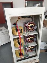 医疗专用100KVA三相高精度稳压器上海言诺三相全自动稳压器三相交流稳压器图片