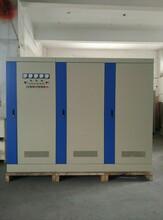 全自动三相大功率补偿式稳压器SBW-F-800KVA三相分调补偿稳压器图片