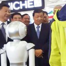 嘉兴智能机器人MEKA及智能服装介绍招商