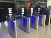 云卡通動態圓柱人臉識別機進出管理門禁系統帶訪客人證合一管理系統