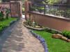庭院假山设计效果图与施工