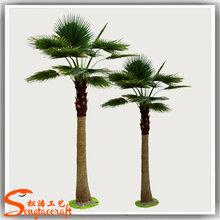 仿真蒲葵树广州仿真树厂家批发蒲葵树价格棕榈树