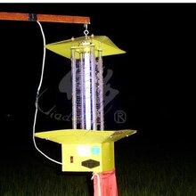 农业太阳能频振式杀虫灯PS-15VI-2防治园林树木病虫害图片