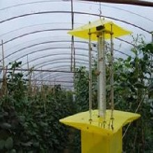 佳多太阳能频振式杀虫灯PS-15ii防治西兰花蛾类害虫图片