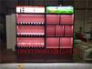 福建地区茶叶柜销售台烤漆高柜放茶柜台展示柜烟酒货架红酒柜展示柜台厂家制作