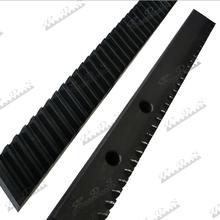 热销PDS高精密耐磨斜齿齿轮齿条导轨组合图片