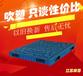 亳州厂家货源新款吹塑双面托盘1111塑料托盘叉车耐用铲板