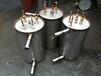 專業銷售臥式鈦炮、不銹鋼外殼熱泵鈦炮PPR鈦炮PVC管殼式換熱器