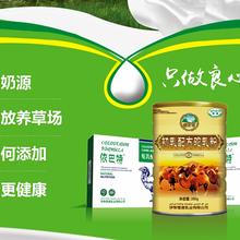 依巴特骆驼奶粉、新疆骆驼奶粉图片
