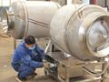 张-300型真空滚揉机多少钱304不锈钢滚揉机质量好厂家质保一年图片