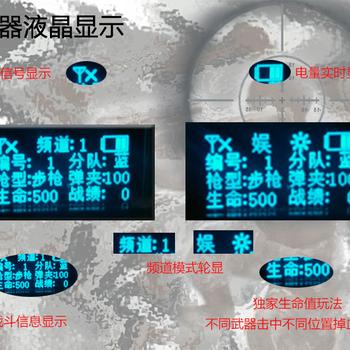 北京铭信科技MX-HY幻影吃鸡装备四件套