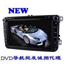 供应12v大众导航DVD8813-8HN车载DVD卡拉OK播放器