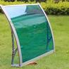 唐县pc耐力板、无声雨棚、透明棚、厂家直销