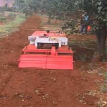 最新式遥控田园果园管理机履带遥控果园旋耕机价格图片