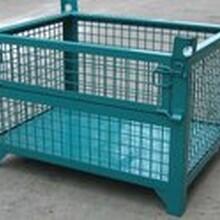 天灿金属网箱作用与特点