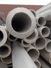 DN400不锈钢管厚壁40-45-47mm精密厚壁管零切锅炉用管