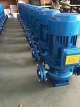 ISG100-125单级消防泵单吸消防泵管道离心泵图片