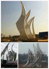 舟山岱山县校园不锈钢雕塑,舟山不锈钢景观雕塑