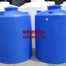甲醇储罐2/3/4吨食用原料储罐3000/4000L升PE塑料水箱水罐储水桶