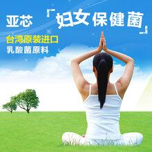 妇女保健乳酸菌呵护女性益生菌保健品美容台湾进口