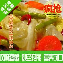 酸菜发酵保鲜剂乳酸菌发酵白菜益生菌泡菜台湾亚芯品牌