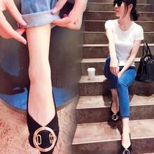 睿群客户备战双十一韩版女鞋