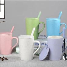 睿群客户备战双十一时尚陶瓷杯特价促销