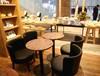 西安漫咖啡桌椅定做漫咖啡组合家具生产