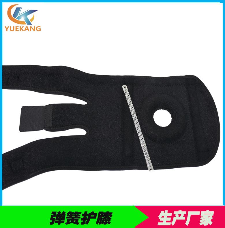 弹簧运动护膝弹簧护膝登山护膝弹簧护膝生产厂家弹簧护膝
