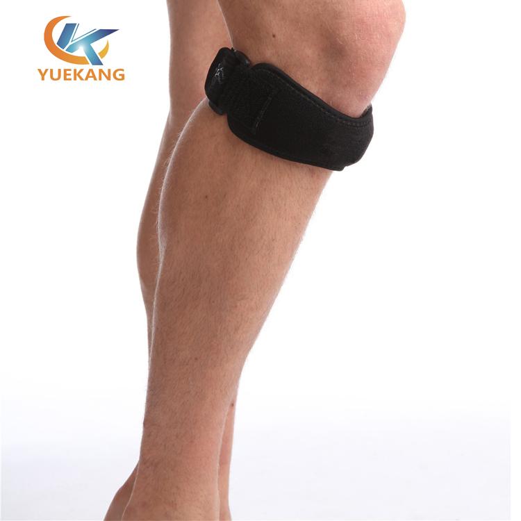海绵加压运动髌骨带举重、骑行、登山用海绵加压运动护膝