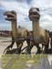 仿真恐龙制作工厂海川龙景带你回到侏罗纪!!