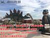 仿真恐龙租赁出租价格定位?自贡海川龙景全面解答