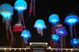 梦幻灯光节的兴起圣诞树灯饰画亮化造型厂家出租出售