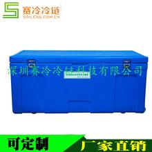 赛冷SL-122升血液冷藏箱保温箱疫苗冷藏箱低温运输专用大水产冷藏箱图片