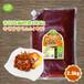 圃绿纳韩餐酱料韩式调料可定制研发代工改良春川铁板鸡酱料(辣味)