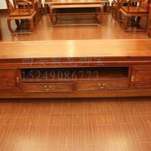 西安仿古电视柜、实木电视柜、红木电视柜、老榆木电视柜、中式电视柜、定做厂家图片
