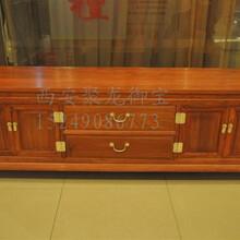 西安实木电视柜款式尺寸、红木电视柜效果图片、中式电视柜厂家价格图片