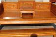 西安實木羅漢床價格效果圖_紅木羅漢床尺寸報價_老榆木羅漢床圖片廠家