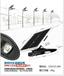 好美照明高杆太阳能路灯锥形灯杆雷达感应LED路灯绿道太阳能30W路灯(含6米灯杆)