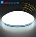 代替红外的LED雷达感应吸顶灯12W智能亮灭功能
