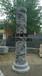 石雕罗马柱石雕龙盘柱广场华表十二生肖柱子