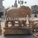 汉白玉大象大理石招财大象雕塑