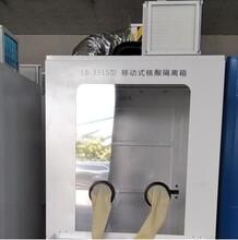 LB-350N低濃度稱量恒溫恒濕設備圖片